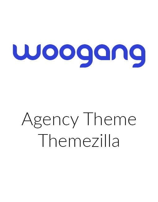 Agency Theme - Themezilla