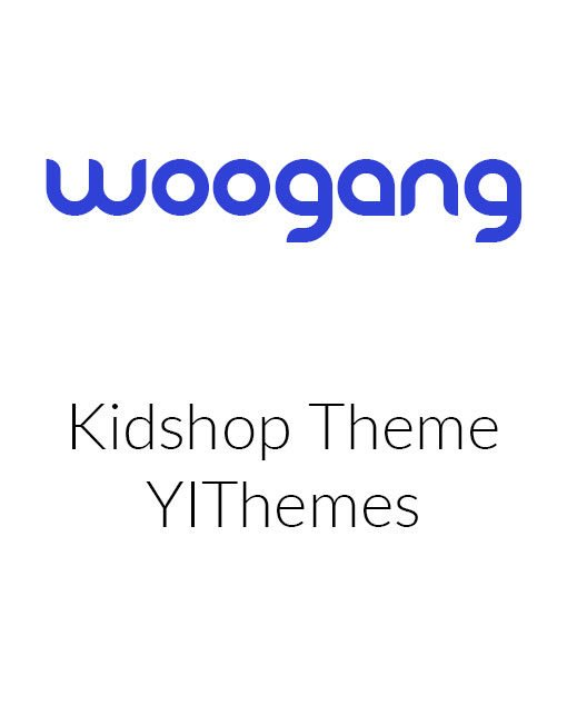 KIDSHOP - Yith WordPress Theme