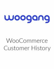 WooCommerce Customer History
