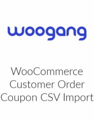 WooCommerce Customer Order Coupons CSV Import Suite