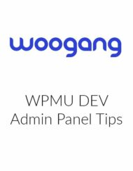 WPMU DEV Admin Panel Tips WordPress Plugin