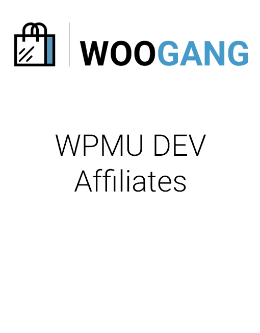 WPMU DEV Affiliates WordPress Plugin