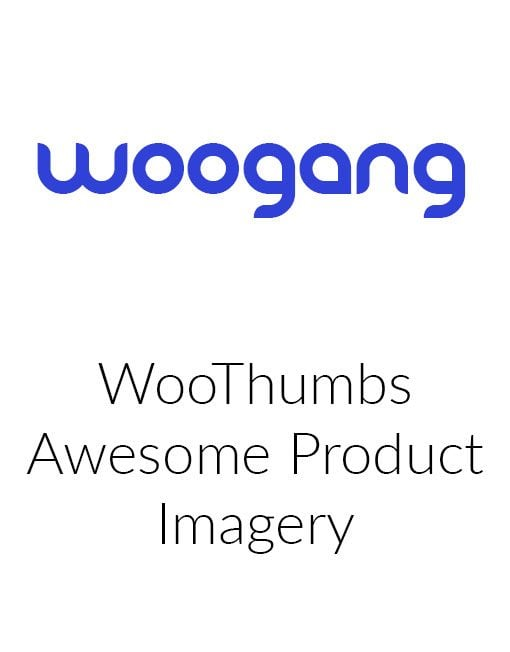 WooThumbs Awesome Product Imagery