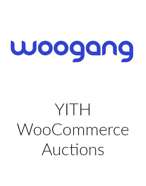 YITH WooCommerce Auctions