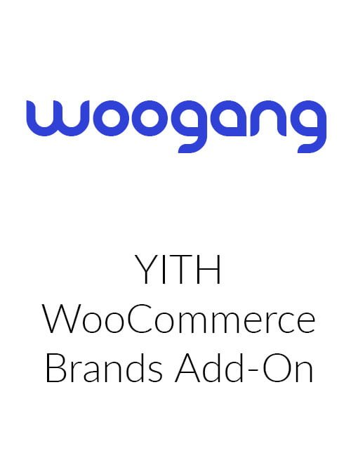 YITH WooCommerce Brands Add-On