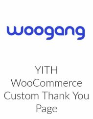 YITH WooCommerce Custom Thank You Page