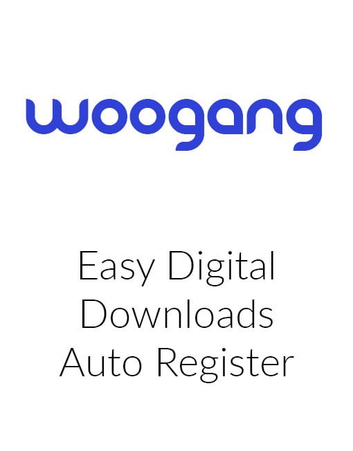 Easy Digital Downloads Auto Register
