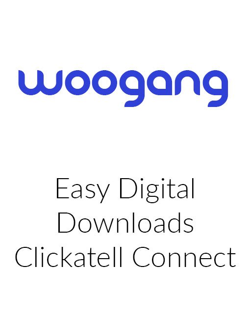 Easy Digital Downloads Clickatell Connect
