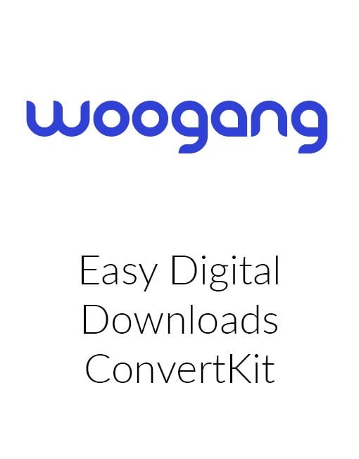 Easy Digital Downloads ConvertKit