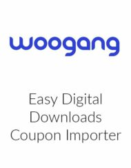 Easy Digital Downloads Coupon Importer