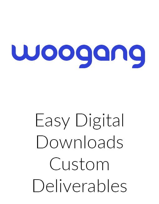 Easy Digital Downloads Custom Deliverables