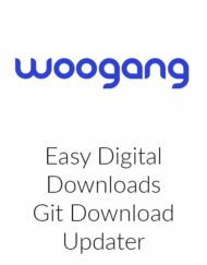 Easy Digital Downloads Git Download Updater