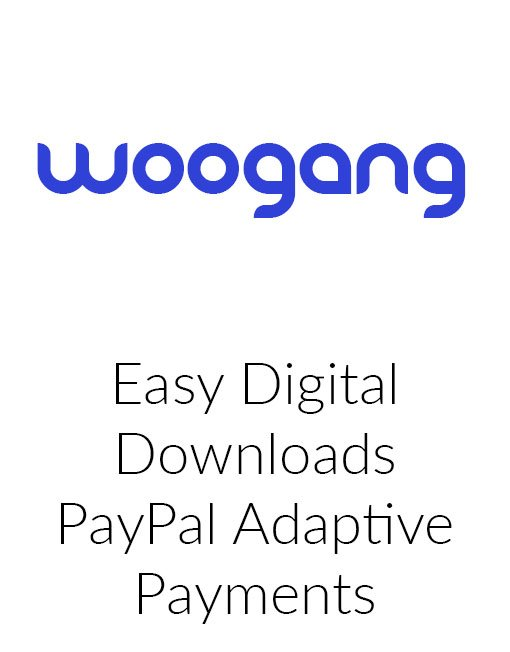Easy Digital Downloads PayPal Adaptive Payments
