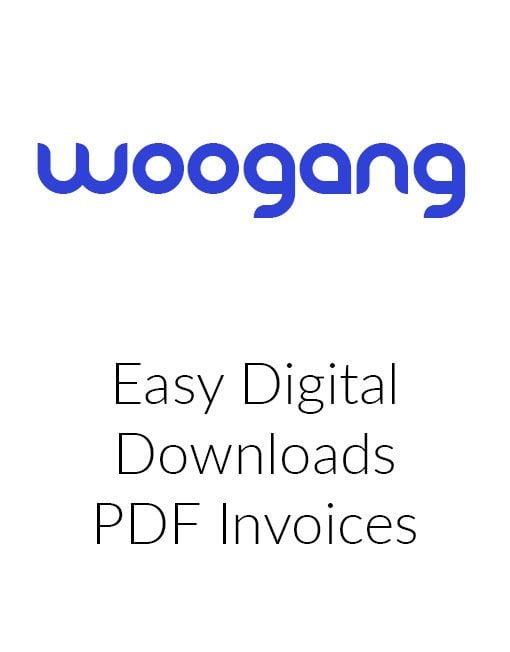 Easy Digital Downloads PDF Invoices