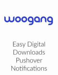 Easy Digital Downloads Pushover Notifications
