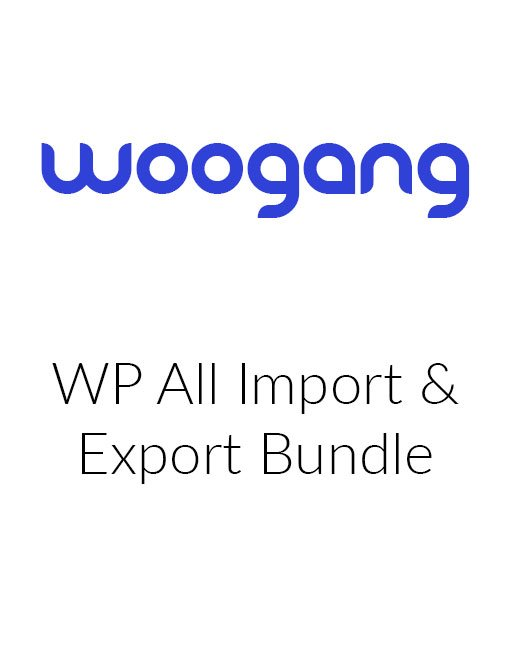 WP All Import and Export Bundle