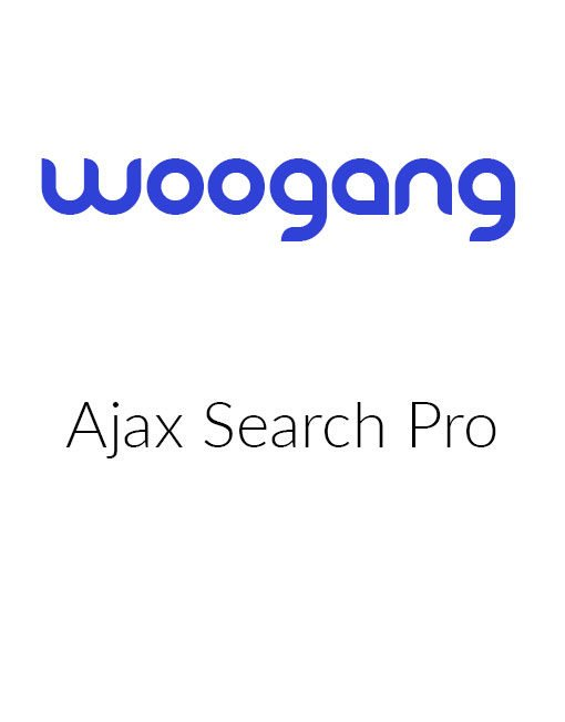 Ajax Search Pro - Live WordPress Search & Filter Plugin