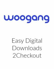 Easy Digital Downloads 2Checkout v1.3.12
