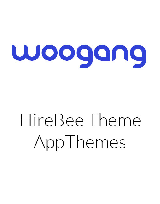 HireBee Theme - AppThemes