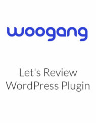 Let's Review WordPress Plugin
