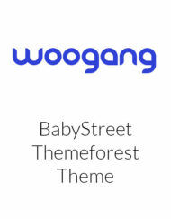 BabyStreet – WooCommerce Theme for Kids Stores and Baby Shops Clothes and Toys