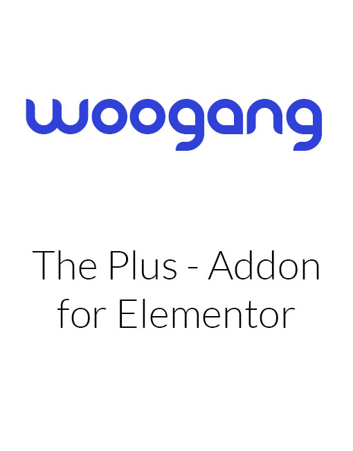 The Plus - Addon for Elementor