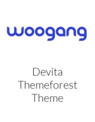 Devita - Multipurpose Theme for WooCommerce WordPress