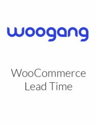 WooCommerce Lead Time