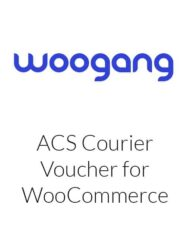 ACS Courier Voucher for WooCommerce