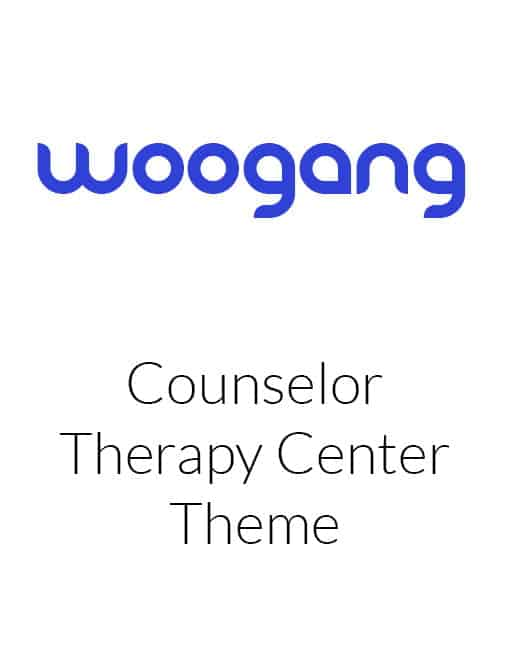 Counselor - Counseling Therapy Center WordPress Theme