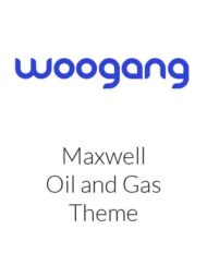 Maxwell - Oil & Gas Company WordPress Theme