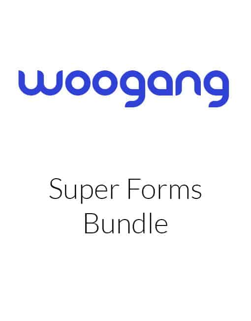 Super Forms Bundle