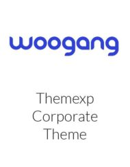 Themexp - Corporate WordPress Theme