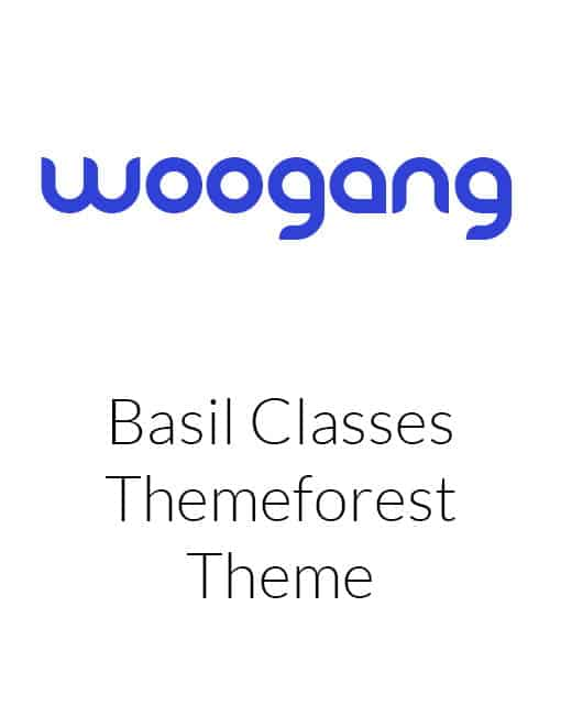 Basil   Cooking Classes and Workshops WordPress Theme