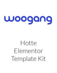 Hotte - Take Away Food Elementor Template Kit