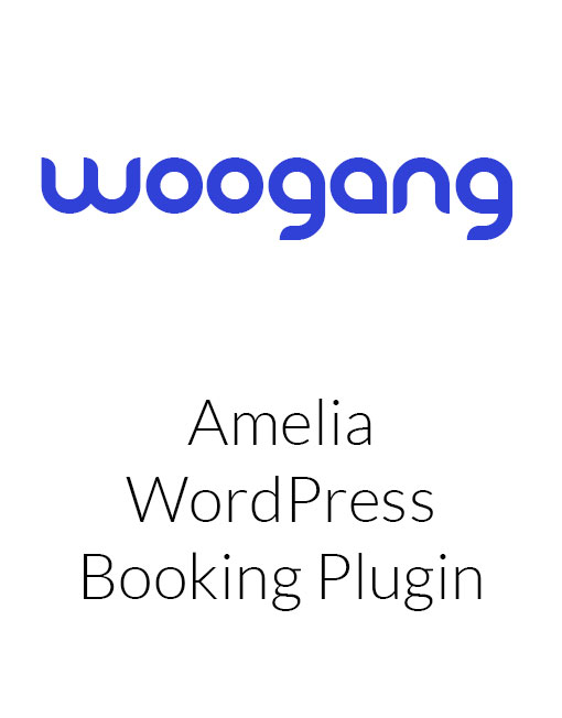 Amelia - Enterprise-Level Appointment Booking WordPress Plugin