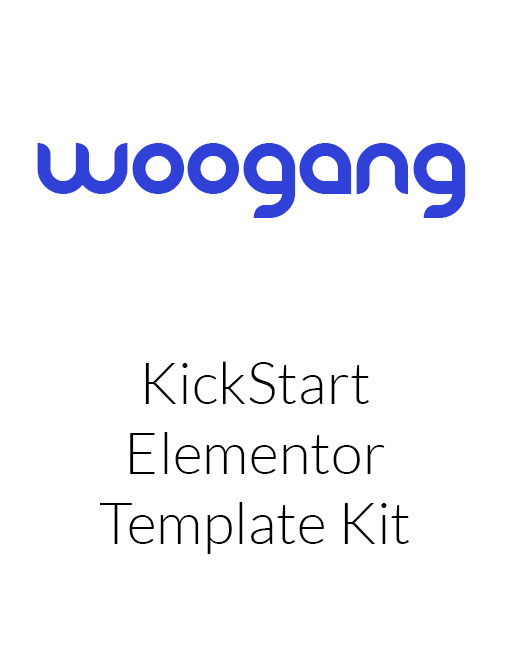 KickStart - Creative Digital Business Elementor Template Kit