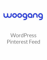 WordPress Pinterest Feed