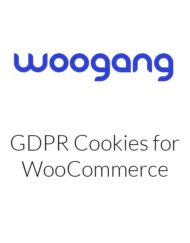 Create and manage the design, content, and options of cookie pop-ups, no coding required with GDRP Cookies for WooCommerce